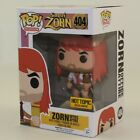 Funko POP! TV - Son of Zorn Vinyl Figure - ZORN (Office Attire) #404 (Exclusive)