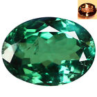 079Ct World class Oval cut 6 x 5 mm Full Color Cahnge Natural Alexandrite