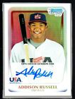 Initial 2011 Bowman Draft Picks & Prospects Autograph Checklist Announced 9