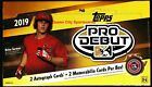 2019 TOPPS PRO DEBUT BASEBALL HOBBY BOX FACTORY SEALED NEW