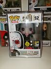 Funko POP Movies- SAW Bloody Billy GITD SDCC 2014 with Hard Stack