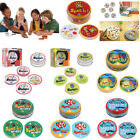 8Styles Spot It Find It Board Paper Card Game Kid Family Gathering Xmas Party