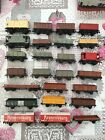 oo Gauge Job Lot Of 25 x Hornby Dublo  Other Made Wagons