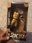 IN HAND McFarlane LeBron James NBA 2K19 Figure Lakers 20th Anniversary Exclusive