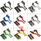 For Kawasaki ZX9R 1998-1999 ZXR400 All Years Brake Clutch Levers Handle Grips