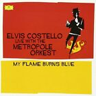 USED CD Elvis Costello My Flame Burns Blue