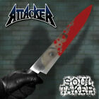 ATTACKER Soul Taker CD (True Heavy Metal) liege lord helstar jag panzer amulance
