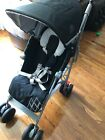 Maclaren Techno XT stroller in black/gray Excellent