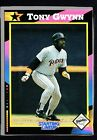 1992 Kenner Starting Lineup Cards #17 Tony Gwynn HTC 268
