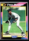 1992 Kenner Starting Lineup Cards #26 Fred McGriff HTC 273