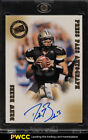 2001 Press Pass Special Edition Drew Brees ROOKIE RC AUTO (PWCC)