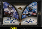 2007 Exquisite Collection Combo Emmitt Smith & Barry Sanders AUTO 25 (PWCC)