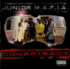 * DISC ONLY * / CD /  Junior M.A.F.I.A. – Conspiracy