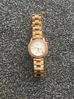 DKNY Rose Gold Ladies Watch