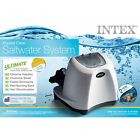 Intex Krystal Clear Saltwater System for Above Ground Pools up to 15000 Gallons