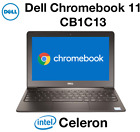 Dell Chromebook 11 CB1C13 116 Netbook Intel 2955 140GHz 4GB 16GB No Charger