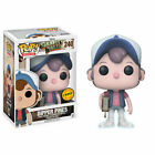 Funko POP! Animation Vinyl Figure - Gravity Falls - DIPPER PINES (Ghost) *CHASE*