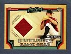 5 Perfect Matt Cain Cards to Add to Your Collection 17