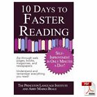 10 Days to Faster Reading Jump Start Your Reading Skills with Speed Readi PDF