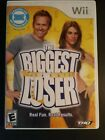 The Biggest Loser Nintendo Wii Game Complete Disk Booklet and Case