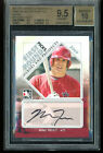Ultimate Guide to Mike Trout Autograph Cards: 2009 to 2012 38