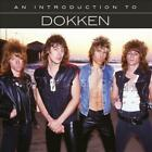 DOKKEN - AN INTRODUCTION TO NEW CD