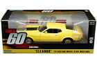 GONE in 60 ELEANOR 1973 Ford Mustang Mach 1 Diecast Car 118 Greenlight 10 inch