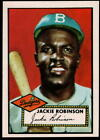 Top 12 Most Amazing Jackie Robinson Vintage Cards 18