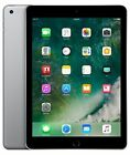 Apple IPad With WiFi + Cellular 32GB  Space Gray 2017 Model