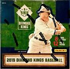 2019 PANINI DIAMOND KINGS BASEBALL HOBBY BOX FACTORY SEALED NEW