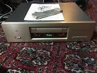 Accuphase Compact Cd  Player Dp-55 Audiophile Working Nice W/remote
