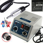 Us Fits New N3 Marathon Dental Lab Electric Micro Motor With 35krpm Handpiece
