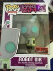 Funko Pop Invader Zim Vinyl Figures 7