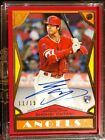 2018 Topps Brooklyn Collection SHOHEI OHTANI RC BOLD AUTO # 15 ROOKIE Autograph