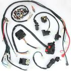 GY6 150cc ATV Go Kart Wire Harness Assembly CDI Ignition Switch Scooter Coolster