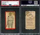 1910 T210 Old Mill Baseball Cards 56