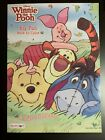 DISNEY WINNIE THE POOH FRIENDS ARE FUN COLORING BOOK BIG FUN BOOK TO COLOR NEW