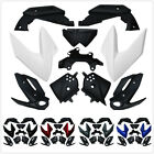 5 Colors Bodywork ABS Plastic Fairing Cowl Set Fit For Yamaha XJ6 2009-2012 2011