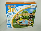 NEW Banzai Jr Pirate Alley Adventure Pool Shield Sword Toy Kiddie Inflatable PVC