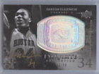 2011-12 Upper Deck Exquisite Basketball Championship Bling Autographs Guide 52