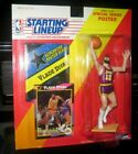 Starting Lineup Vlade Divac sports figure 1992 Kenner SLU Lakers