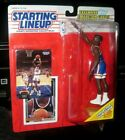 Starting Lineup Patrick Ewing sports figure 1993 Kenner SLU Knicks NBA