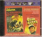 ALFRED NEWMAN-CLASSIC FILM/HUNCHBACK OF NOTRE DAME/BEAU GESTE/ALL ABOUT EVE
