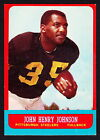 1963 Topps Football Cards 4