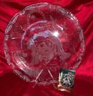 MIKASA Crystal 15 1 2 Nativity Scene Plaque Glass Platter with Box