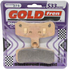 Front Disc Brake Pads for Harley Davidson FXSTB Softail Night Train 2008 1584cc