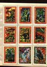 1991 Impel GI Joe Series 1 Trading 200 Card Set Ex.to Nm IN PLASTIC SHEETS