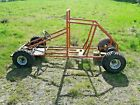 Off Road Buggy frame and running gear