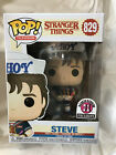 Funko Pop Stranger Things Steve Baskin Robbins Exclusive IN HAND MINT CONDITION