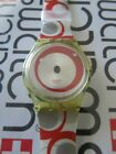 Swatch Psychedelic Red GE111 Standard Gents 34mm